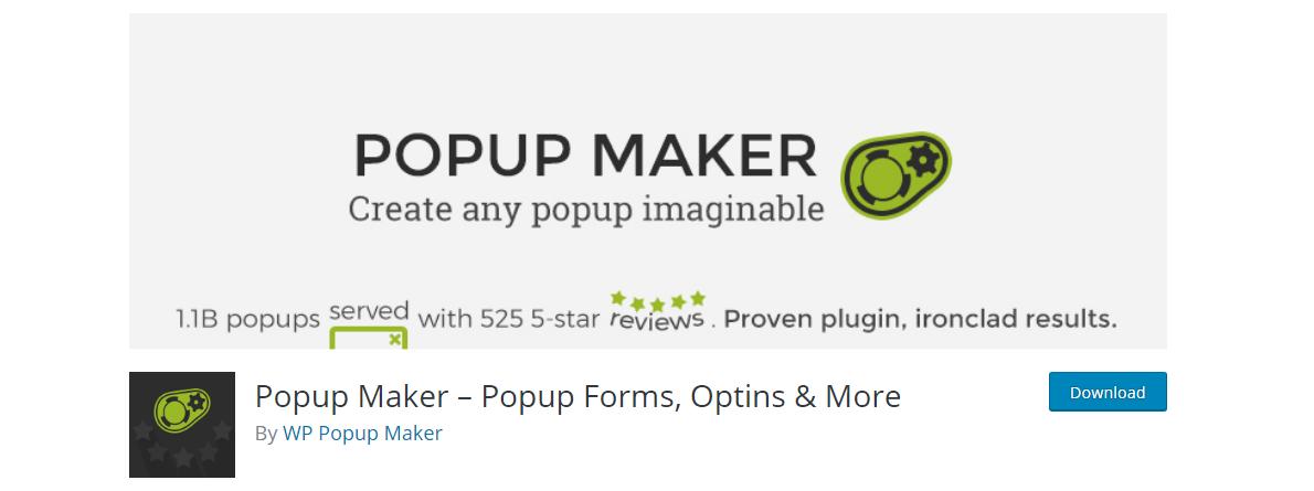 popupmaker - Popup Maker