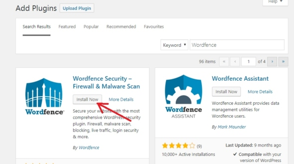 Wordfence Security - Wordfence Security Plugin - The Review And Settings