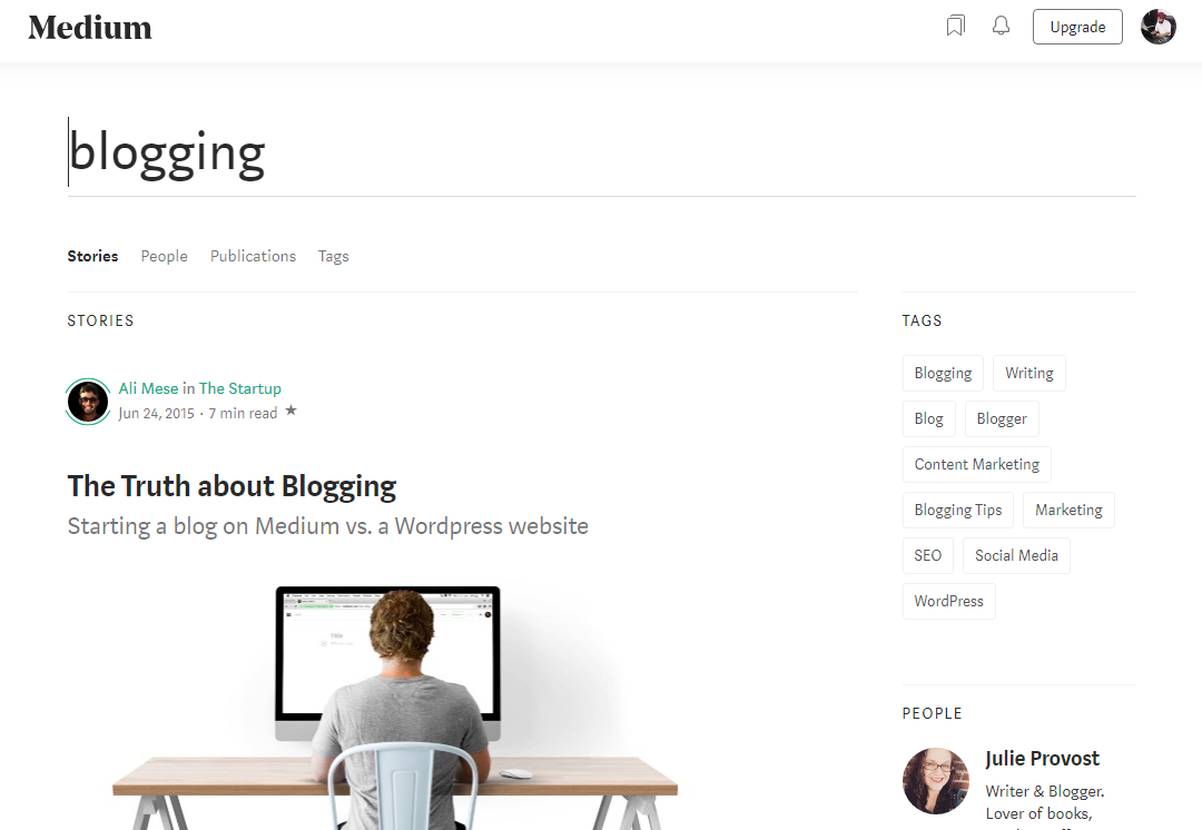 medium - 6 Places To Get Blog Post Ideas When You Have Nothing To Blog