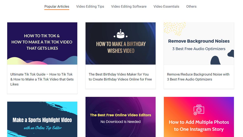 flexclip learn - FlexClip: Online Video Maker - The Review