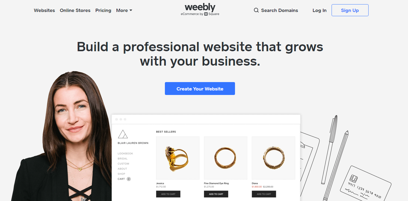 weebly - Home