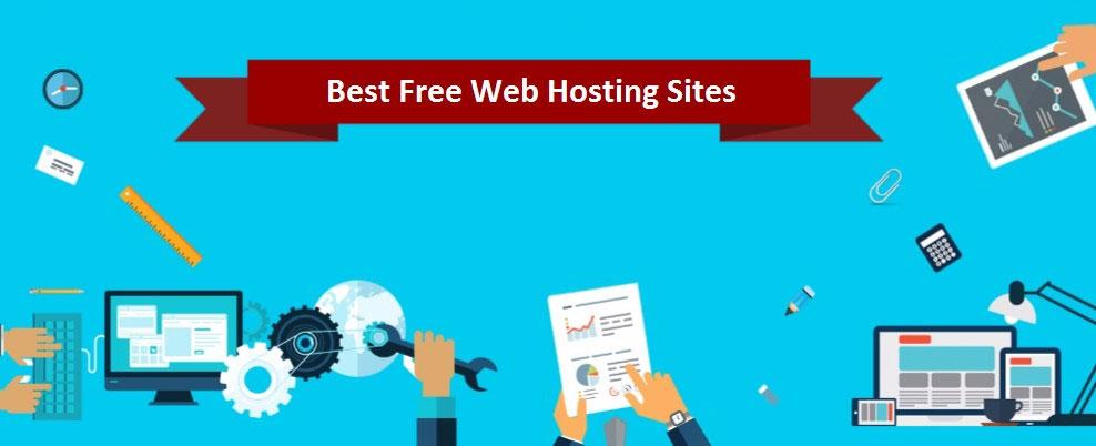 free hosting sites
