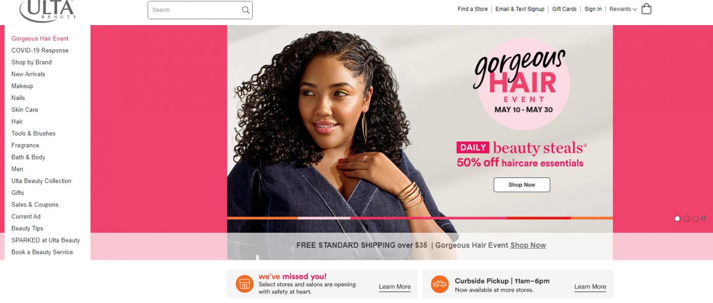 ultrabeauty 1388x591 - 9 Makeup Affiliate Programs for Fashion Bloggers