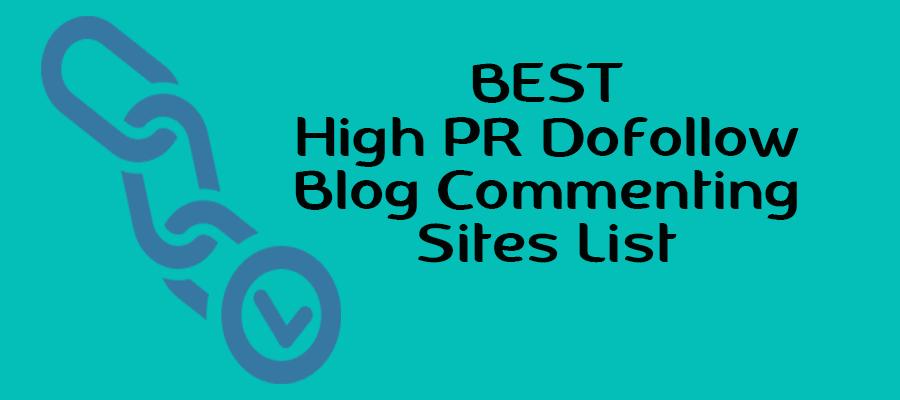 blog comment sites list - Dofollow Instant Approval Blog Commenting Sites List